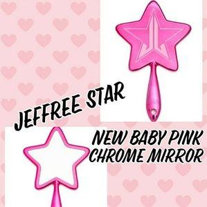 ⭐JEFFREE STAR BABY PINK CHROME MIRROR⭐